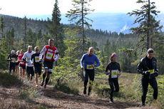 Illustrasjonsbilde fra N3-Norefjellmarsjen. Foto: Geir Nilsen/Langrenn.com.