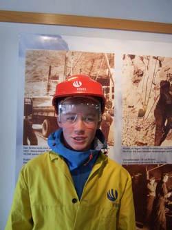 Besøk på Hydro i Årdal