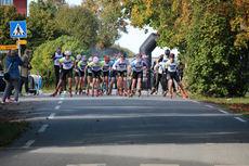 Fra Hamar Rulleski søndag 22. september 2013. Foto: Martin Welhaven.