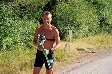Anders Aukland på samling med Team Xtra Personell (nå Team Centric) i 2013. Foto: Nils Marius Otterstad.