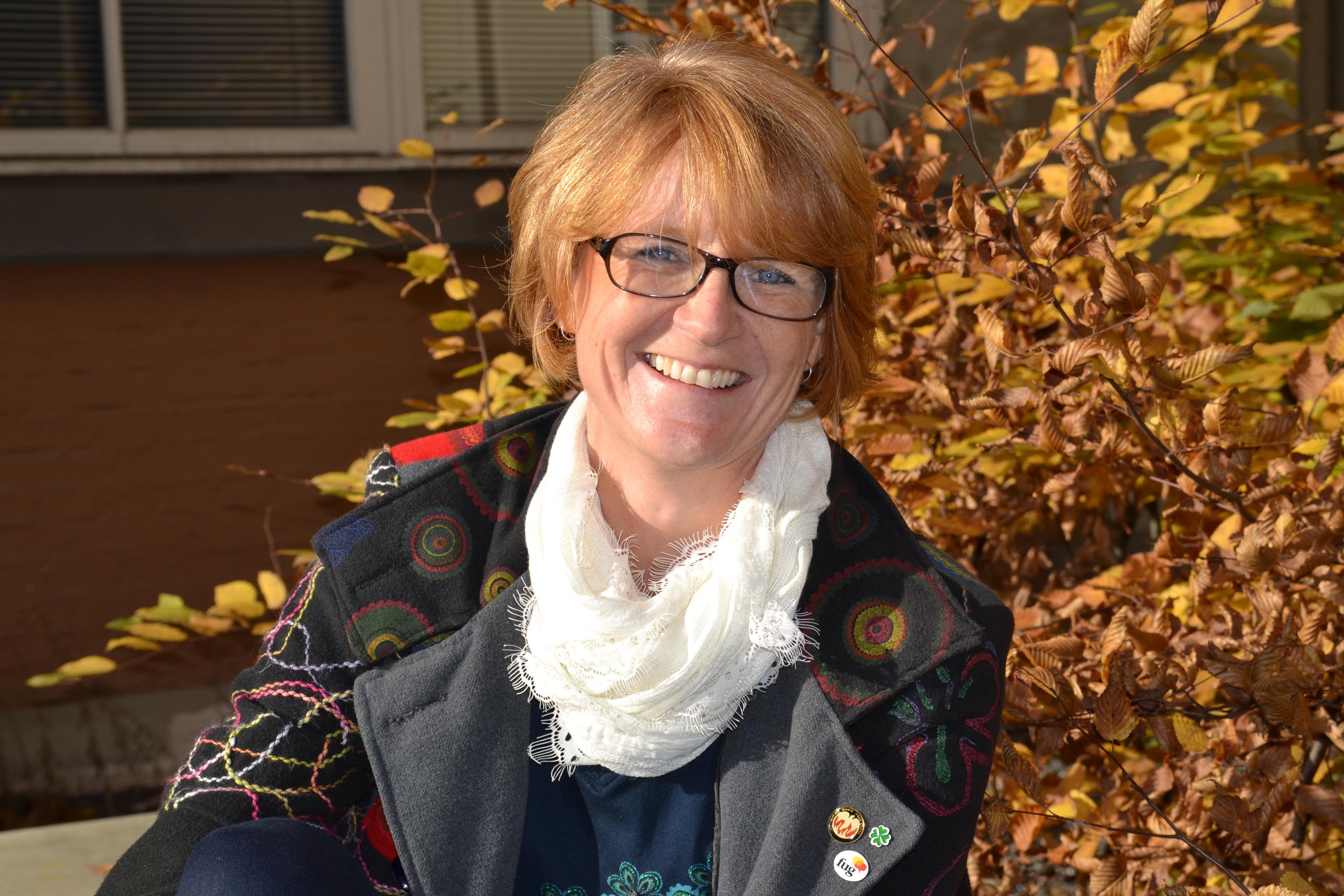 I. Elisabeth Strengen Gundersen ny leder av FUG fra 15102013.jpg