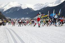 Fra Gsieser Tal-Lauf 2013. Foto: Walter Felderer/Gsieser Tal-Lauf