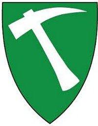 Iveland kommune sitt kommunevåpen fra 1987