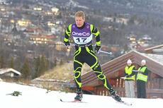 Øyvind Watterdal ute på 15 km fristil i Beitosprinten 2013. Foto: Erik Borg/Langrenn.com.