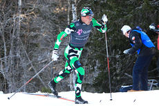 Eldar Rønning ute på 15 km klassisk i Beitosprinten 2013. Foto: Erik Borg/Langrenn.com.