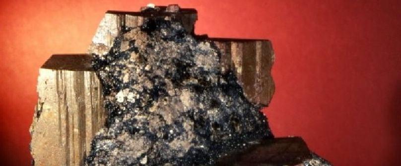 Pyritt fra Knipane gruver