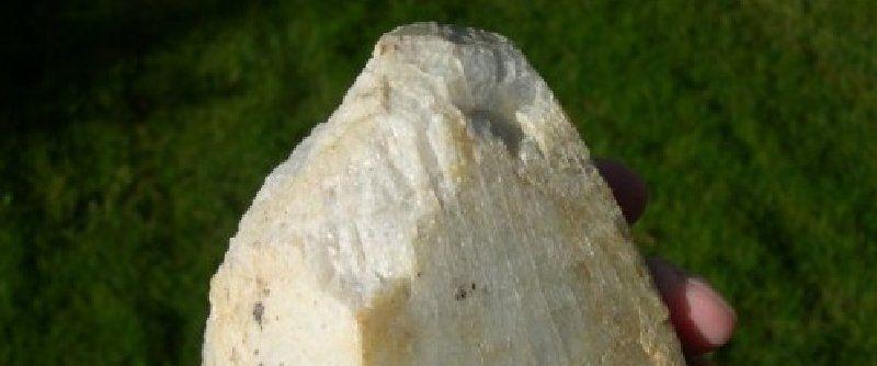 Topas fra Solås gruve