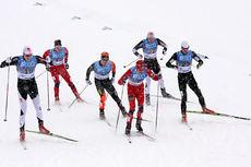 Illustrasjonsbilde fra NM-sprinten 2014 på Lillehammer. Foto: Geir Nilsen/Langrenn.com.