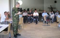 Beredskapsøvelse 2013 - Øvelse, kraft, tele, informasjon - Heimevernet informerer