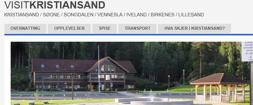 Iveland kommune er med i et felles reiselivsselskap, Visit Kristiansand. Tidligere het selskapet Visit Sørlandet