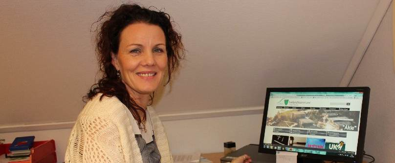Ordfører Gro-Anita Mykjåland