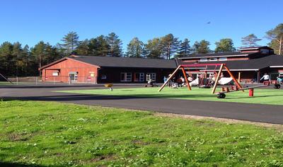 Vatnestrøm oppvekstsenter - barnehagedelen