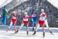 Sotsji-OL 2014 var en av mange norske oppturer under Børre Rognlien, men også breddeidretten og dens kår har han hatt i fokus. Foto: NordicFocus.