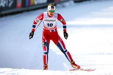 Ingvild Flugstad Østberg var raskest i sprintprologen under verdenscupen i Lahti 2014. Foto: Laiho/NordicFocus.