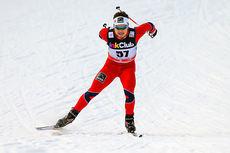 Håvard Solås Taugbøl var nest best av samtlige på sprintprologen under verdenscupen i Lahti 2014. Foto: Laiho/NordicFocus.