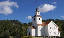Iveland kirke på Birketveit, Iveland