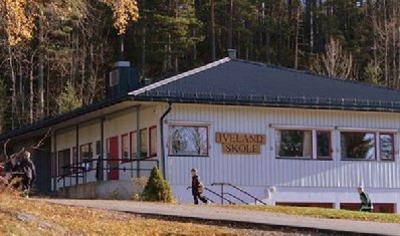 Iveland skole på Birketveit