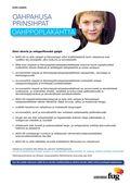 Læringsplakaten, Prinsipper for opplæringen, A4 plakat_nordsamisk (1. utgave 2012)_120X170.jpg