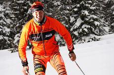 Lars Berger blir Team LeasePlan Go-løper i sesongen 2014/2015. Foto: Geir Olsen.