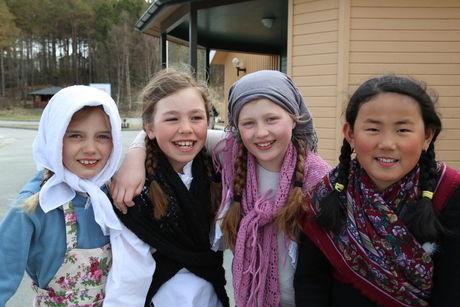 Erikstad skole - jenter