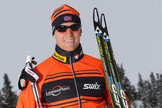 Petter Eliassen går inn i Team LeasePlan Go sin langløpsdel for sesongen 2014/2015. Foto: Team LeasePlan Go.