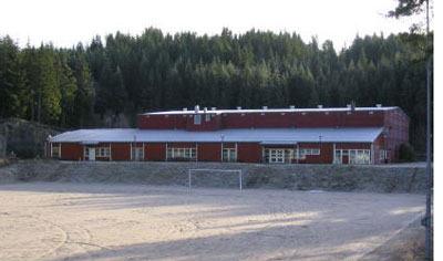 Ivelandshallen