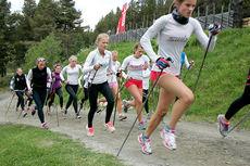 Illustrasjonsbilde fra SKIsports Sommerskiskole. Foto: Eirik Lund Røer/SKIsport.
