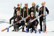 Team Jobzone 2014/2015. Foto: Lars-Ingar Bragvin Andresen.