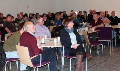 Kommuneplan-informasjonsmøte