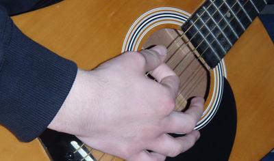 Gitar undervisning i kulturskolen