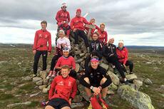 Illustrasjonsbilde fra NTG Lillehammer. Foto: NTG Lillehammer langrenn.