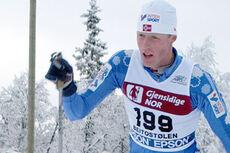 Morten Brørs fra sine aktive år. Foto: Langrenn.com.