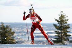 Fanny Welle-Strand Horn under verdenscupen i Oslo 2013. Foto: Manzoni/NordicFocus.