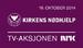 TV-aksjonen 2014 logo Kirkens Nødhjelp