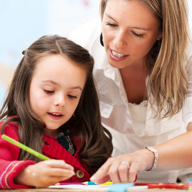 Illustrasjonsbilde lese og skrive i grunnskolen