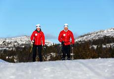 Et stort instruktørapparat er klare for vinterens skikurs. Foto: Skiforeningen.