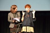 Lena Jensen og Ingvild Sivertsen