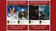 Kinoplakater Den store kinodagen lørdag 1. november 2014