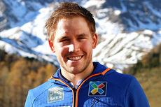 Pål Golberg på samling med skilandslaget i Val Senales høsten 2014. Foto: Birk Eirik Fjeld.