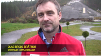 Intervju med Clas Brede Bråthen