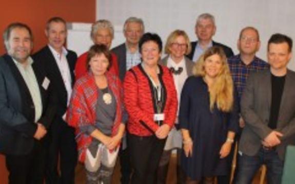 Ressursgruppe for kommunereform i Nordland
