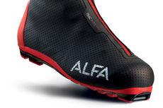 Utsnitt av toppmodellen ALFA Trac A/P/S. Foto: Alfa Sko.