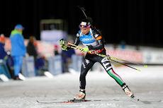 Dorothea Wierer under verdenscupen i Kontiolahti 2014. Foto: Laiho/NordicFocus.