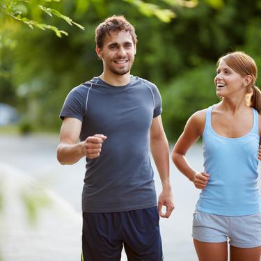 Illustrasjonsfoto fysisk aktivitet voksne