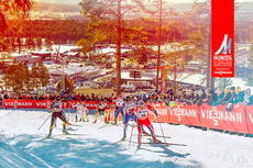 Illustrasjonsbilde for VM Falun 2015. Foto: Falun2015.