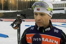 Skjermdump fra SVT Sport.