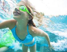 Illustrasjonsfoto svømming og svømmebassenger