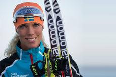 Sandra Hansson. Foto: Geir Kildahl.