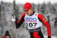 Andreas Nygaard. Foto: Geir Nilsen/Langrenn.com.
