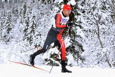 Tord Asle Gjerdalen ute på 15 km klassisk under den nasjonale sesongåpningen Beitosprinten på Beitostølen 2014. Han ble til slutt nummer 11. Foto: Erik Borg.
